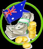 Australian Gambling Online - AUD