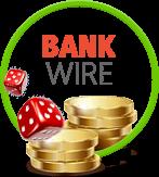 Australian Gambling Online - Bank Wire