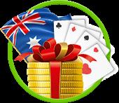 Australian Gambling Online - Bonus