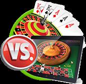 Australian Gambling Online - Online vs Offline